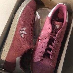 Adidas Stan smith 12.5 salmon pink low casual shoe